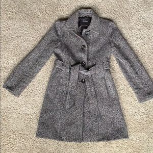 The perfect tweed coat from Guess